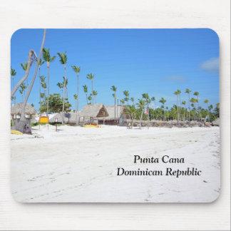 Punta Cana en la República Dominicana Alfombrilla De Ratones