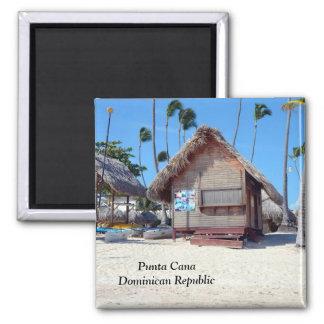 Punta Cana en la República Dominicana Imán Para Frigorífico