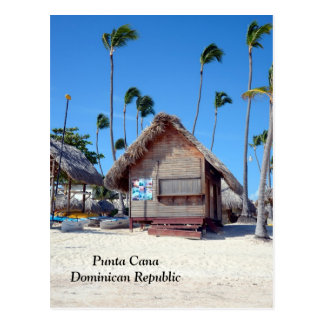Punta Cana en la República Dominicana Postales
