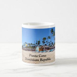 Punta Cana en la República Dominicana Taza