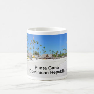 Punta Cana en la República Dominicana Taza Clásica