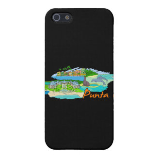 Punta Cana - Mexico.png iPhone 5 Cases