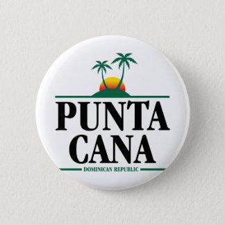 Punta Cana Pinback Button