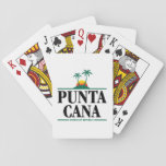 "Punta Cana Playing Cards<br><div class=""desc"">Punta Cana Dominican Republic</div>"