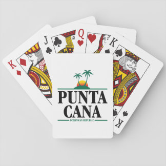 Punta Cana Playing Cards