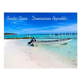 Punta Cana, postal del dr