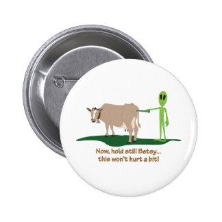 Punta de prueba de la vaca pins