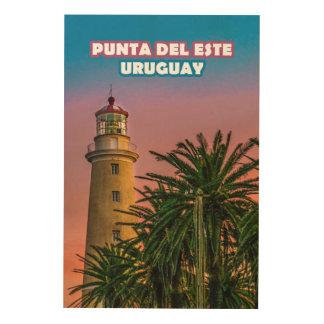 Punta del Este Poster Print