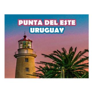 Punta del Este Poster Print Postcard