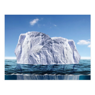Punta del iceberg postal