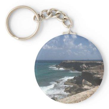 everydaylifesf Punta Sur, Isla Mujeres, Mexico #2 Keychain