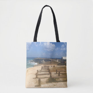 Punta Sur, Mexico #3 All Over Print Tote Bag