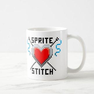 Puntada del Sprite la taza