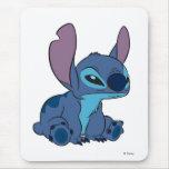 Puntada gruñona mouse pad