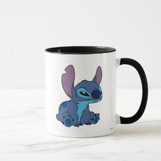 Puntada gruñona taza