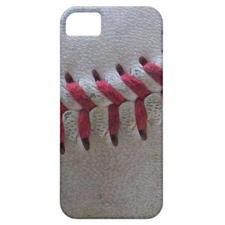Puntadas del béisbol funda para iPhone 5 barely there