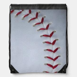 Puntadas del béisbol mochila