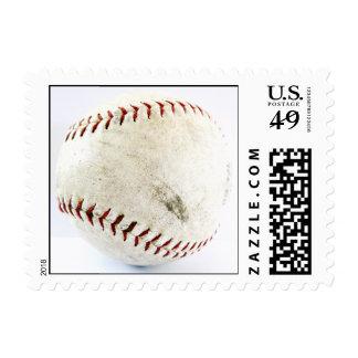 Puntadas del béisbol o del softball del vintage envio