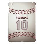 Puntadas frescas del béisbol - número de encargo 1 iPad mini funda