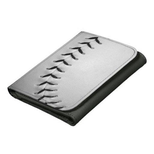 Puntadas negras del béisbol/del softball