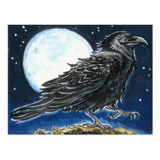 Puntal del claro de luna postal