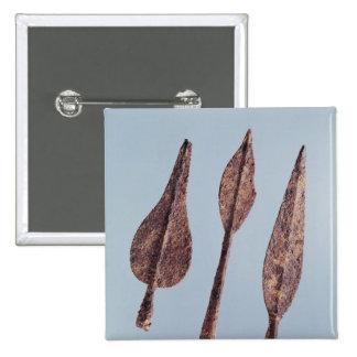 Puntas de lanza pin cuadrado