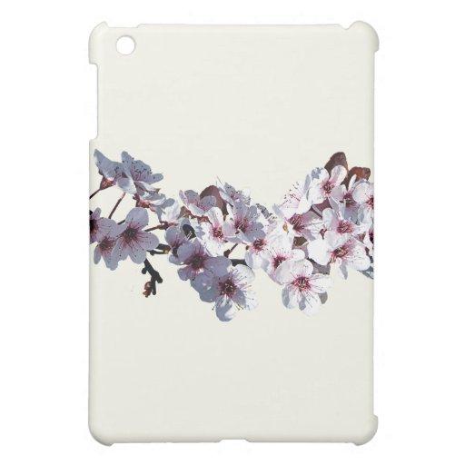 Puntilla de flores de cerezo