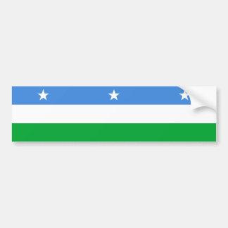 Puntland, Solomon Islands Bumper Sticker