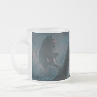 Punto agradable taza de cristal