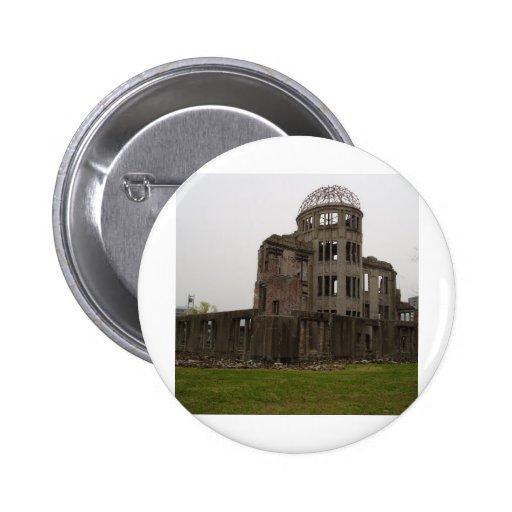 Punto cero Hiroshima Pin