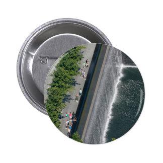 Punto cero - New York City Pin Redondo 5 Cm