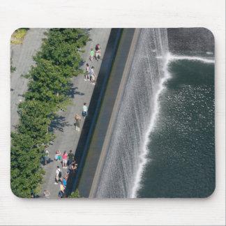 Punto cero - New York City Tapetes De Raton