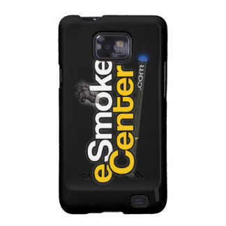 punto com de centro del eSmoke Samsung Galaxy S2 Fundas