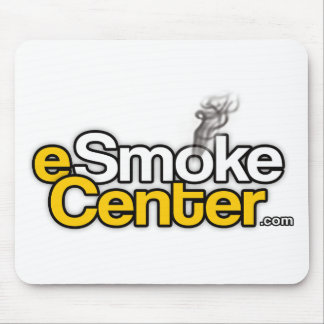 punto com de centro del eSmoke Tapete De Raton