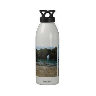 Punto de Coquille, Oregon en verano Botellas De Beber