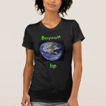 Punto de ebullición del boicoteo camisetas