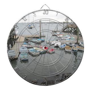 Punto de Kittery de los botes del puerto Tabla Dardos