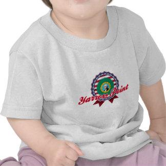 Punto de la milenrama, WA Camisetas