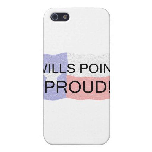 Punto de las voluntades orgulloso iPhone 5 cárcasas
