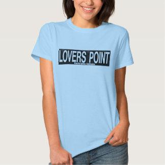 punto de los amantes, arboleda pacífica camisas