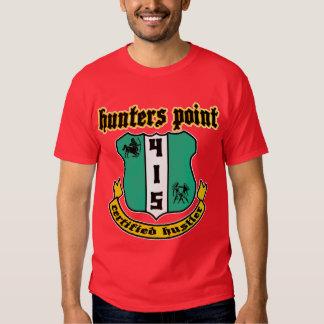 Punto de los cazadores (415) -- Camiseta Playera