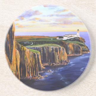 Punto de Neist - isla de Skye Posavasos Manualidades