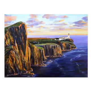 Punto de Neist - isla de Skye Postal