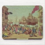 Punto de Portsmouth, 1811 Alfombrillas De Ratones
