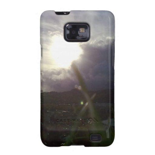 Punto de vista de la fortaleza de Kristiansten Samsung Galaxy S2 Carcasa