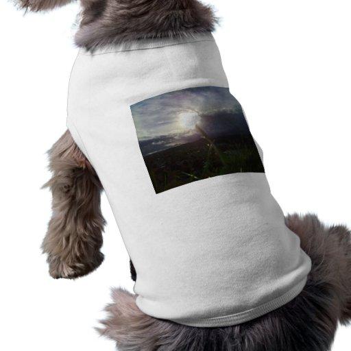 Punto de vista de la fortaleza de Kristiansten Camisa De Perro