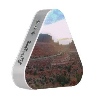 Punto de vista del parque nacional de los arcos altavoz bluetooth