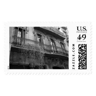 Punto de Vista Postage Stamp (Barcelona, Spain)