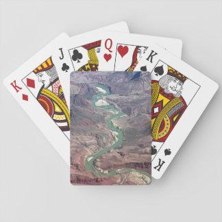 Punto del Comanche, Gran Cañón Baraja De Cartas