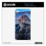 Punto del glaciar skins para eliPhone 4